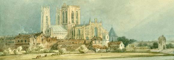 Cause Papers in the Diocesan Courts of the Archbishopric of York, 1300-1858 image